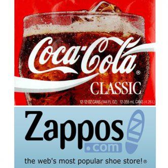 Una esencia dos realidades: ¿Qué tiene en común Coca-Cola y Zappos?