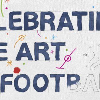 """Uefa Euro 2016 """"El arte del fútbol"""""""