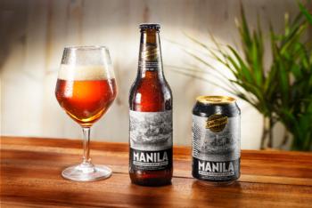 San Miguel Manila cerveza