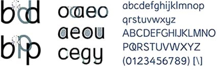 Tipografía para disléxicos