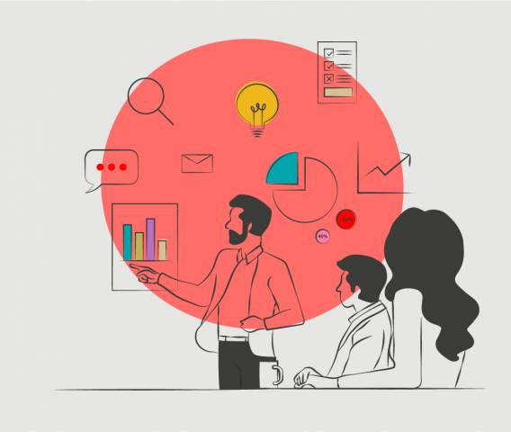 La correlación entre Orientación a Marca y Desempeño empresarial