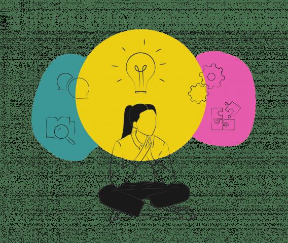 Desmitificando la creatividad en las compañías