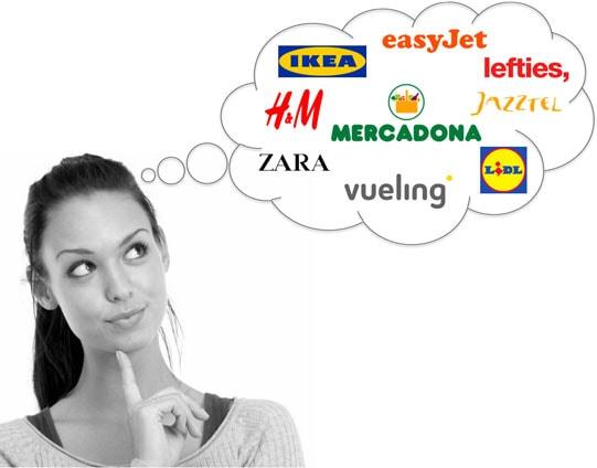 marcas low cost