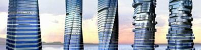 Arquitecturas de marcas imposibles. Rotating Tower Dubai. Branding. Laura Ródenas. SUMMA