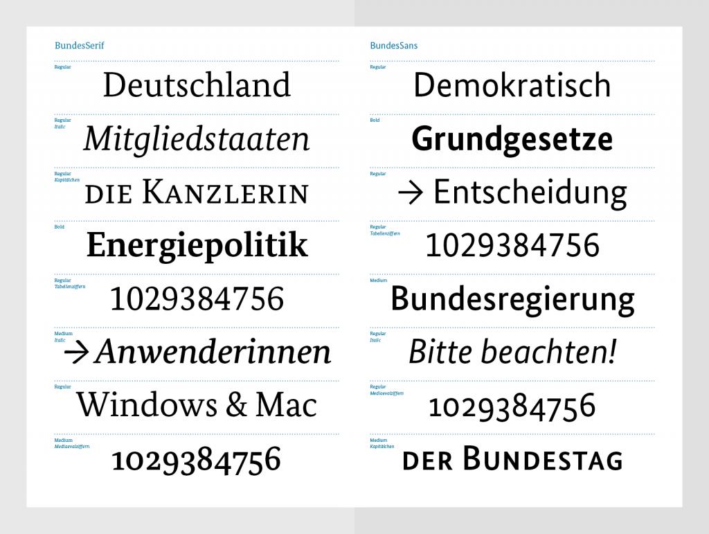 Bundessans_bundesserif