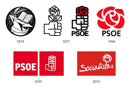 Historia PSOE