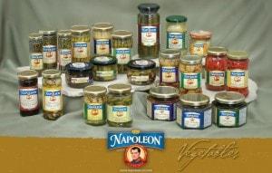 conservas Napoleón