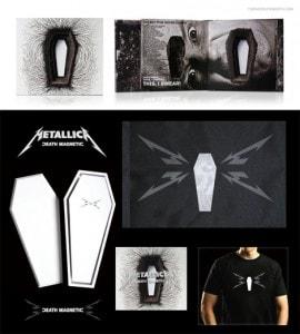 aplicaciones metallica