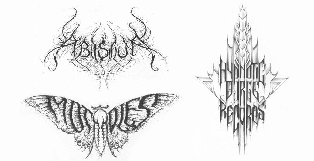 logos death metal