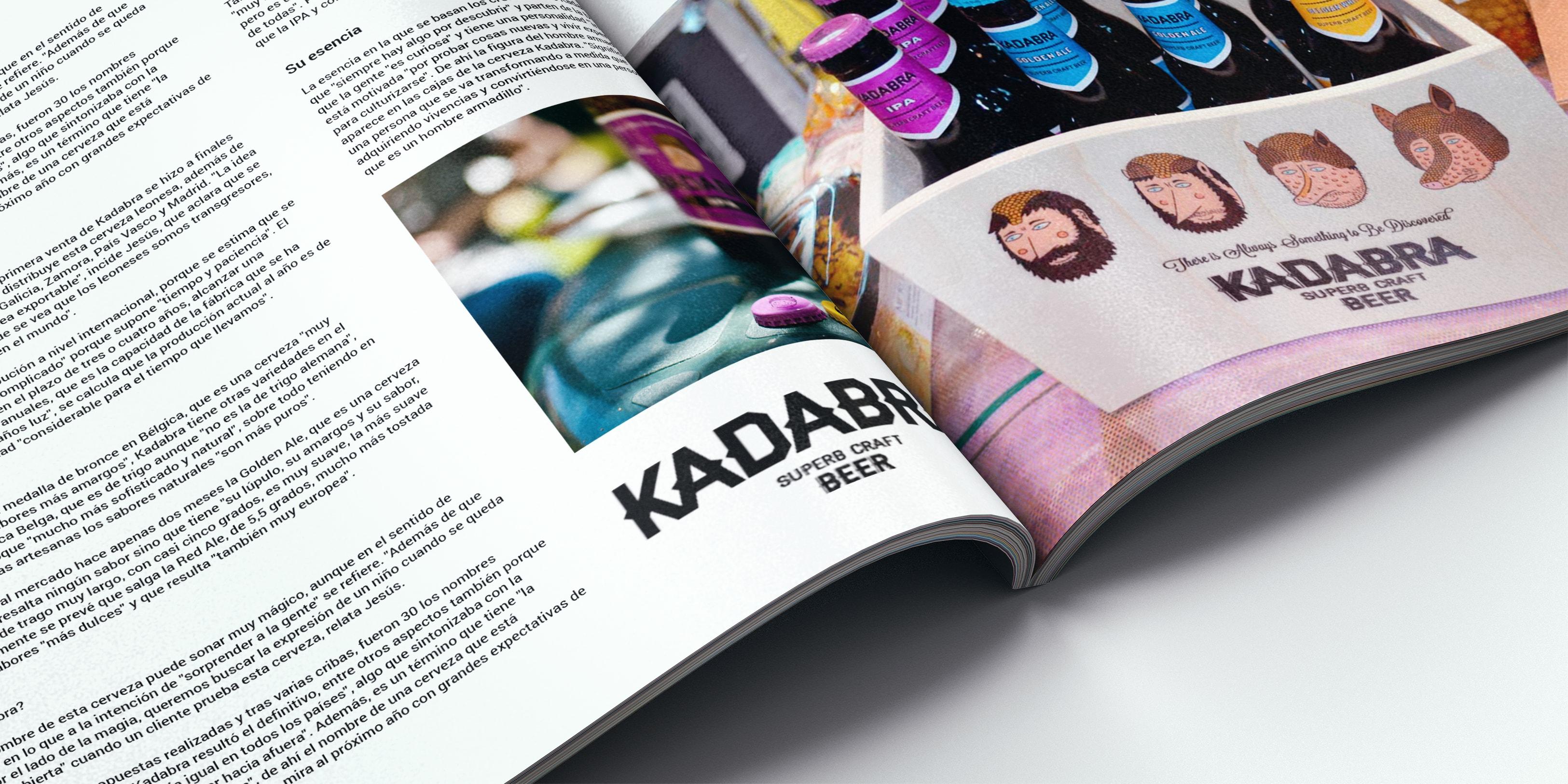 KADABRA revista