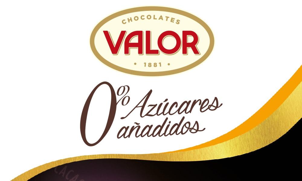 valor chocolate zero azucares