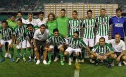 CIRSA equipo futbolistas