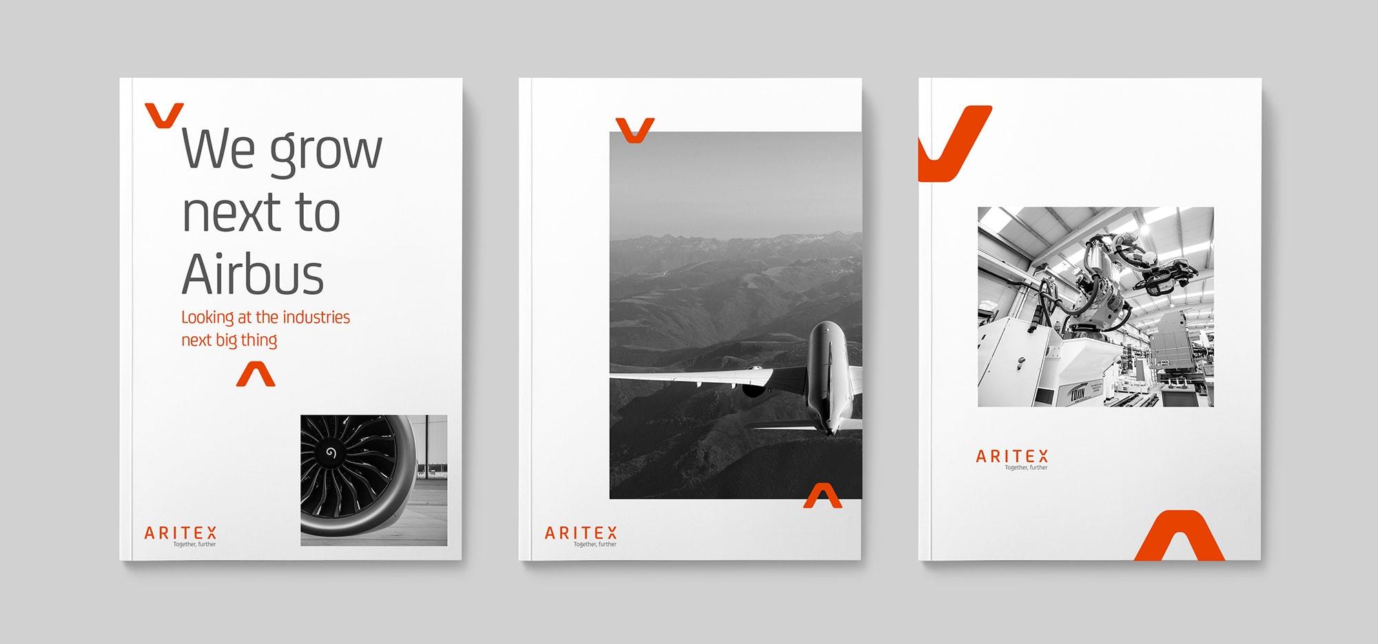 brochures aritex