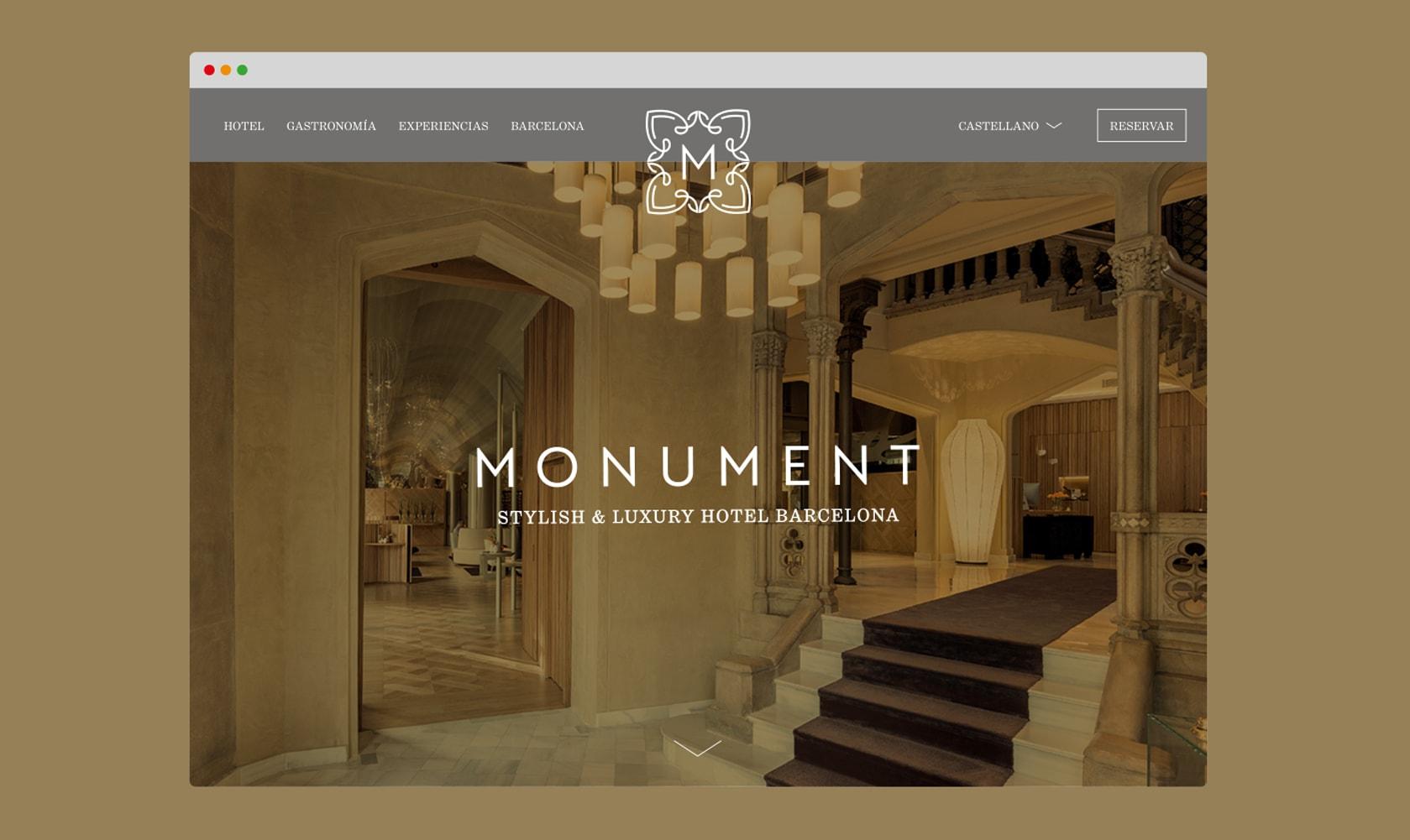 Web Monument