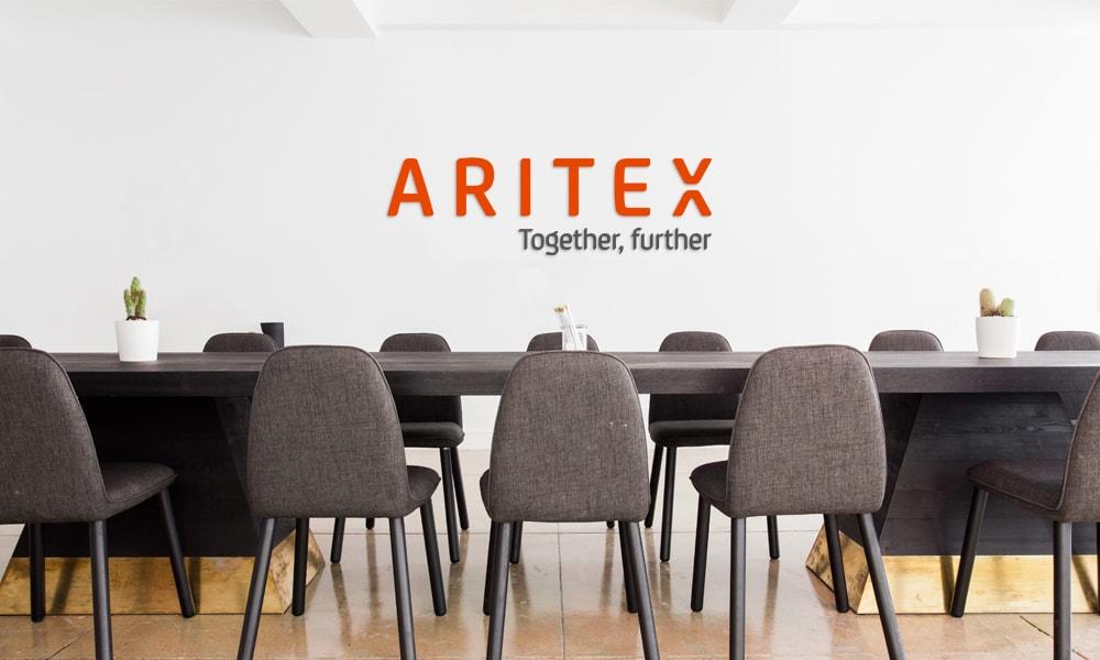 oficinas logo aritex
