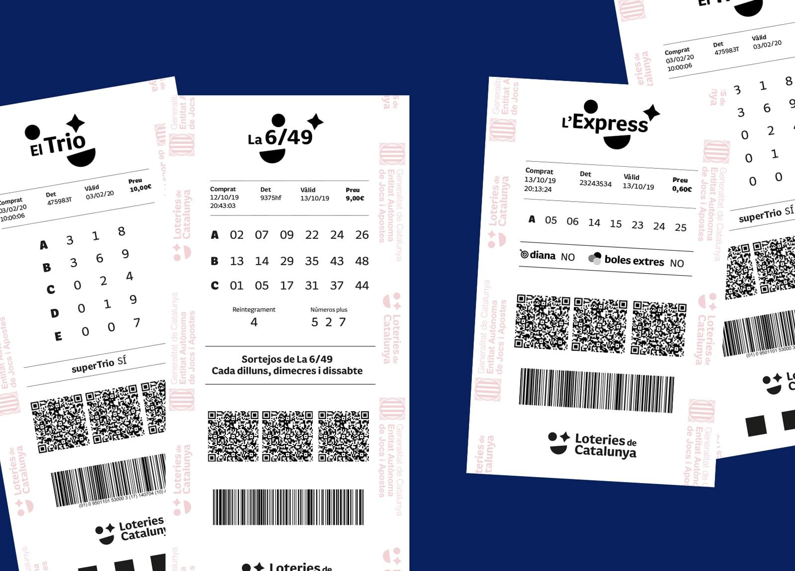 Recibo Loteries