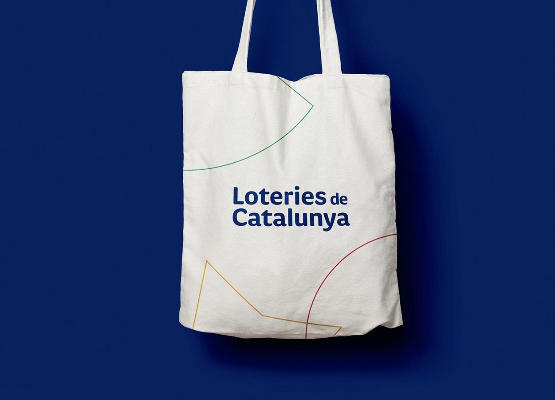 Loteries totebag
